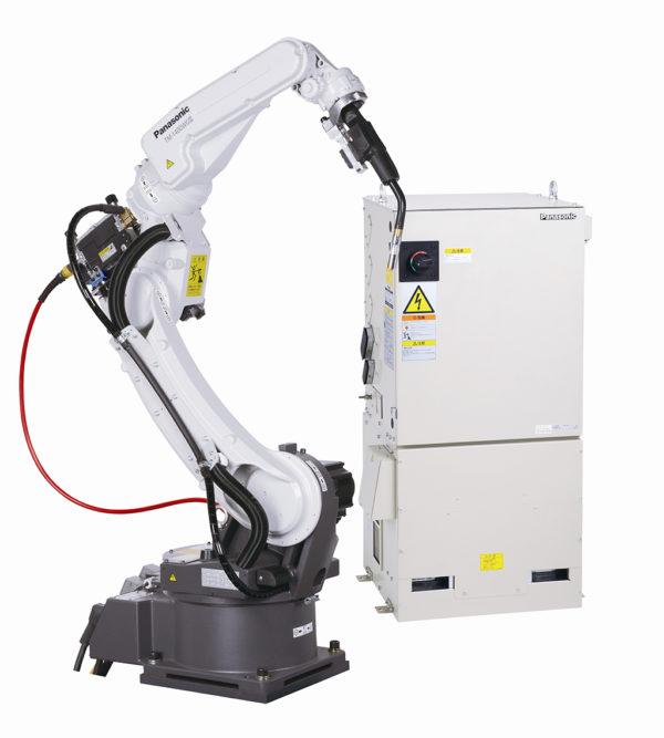 Robot Soldador Panasonic TM-1400