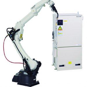 Modelo robot soldador